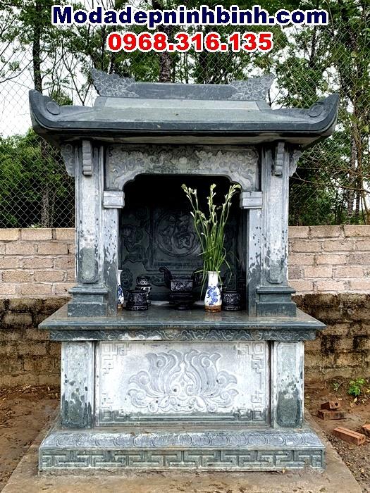 Lăng thờ đá xanh rêu ba vì hà nội