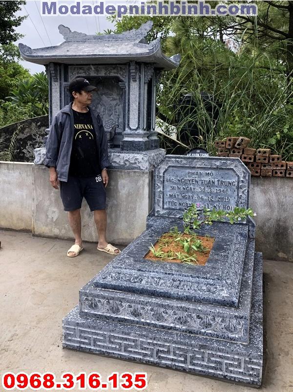 Lắp đặt khu lăng mộ đá uông bí quảng ninh