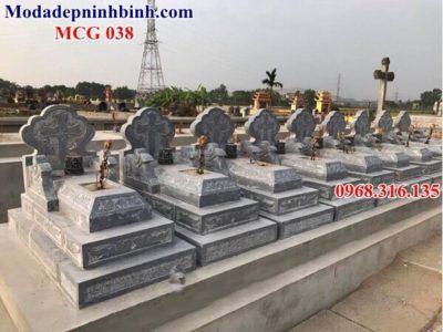 Mẫu mộ công giáo đẹp 038