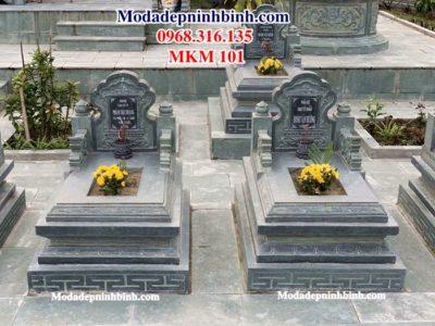 Mẫu mộ đá đẹp MKM 101