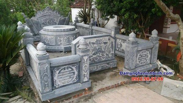 Mộ bà cô Tổ đá nhà thờ Nghệ An