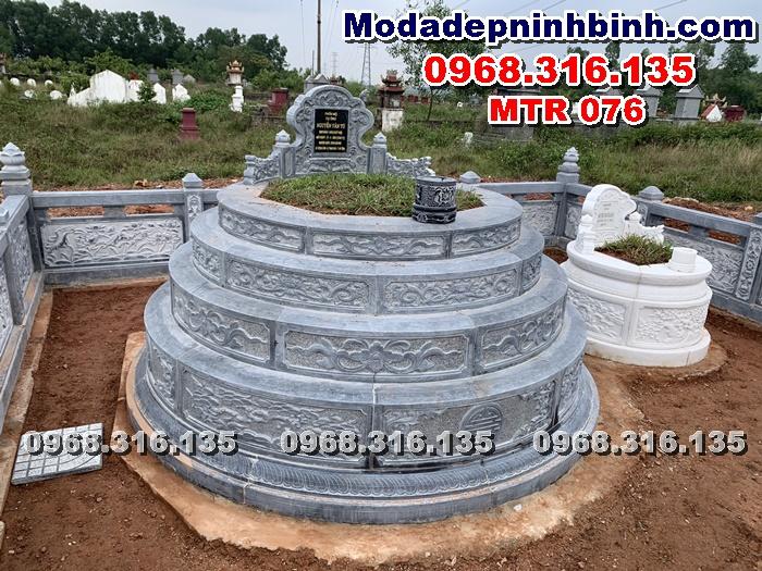 mộ đá tròn hà tĩnh mtr 076