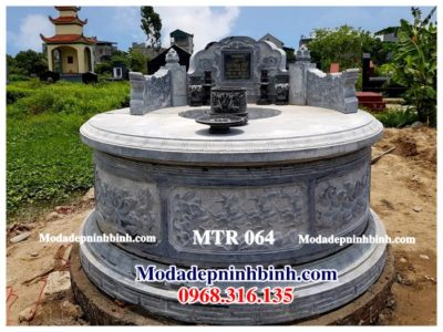 Mộ đá tròn MTR 064