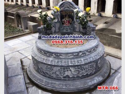 mộ tròn đá MTR 066