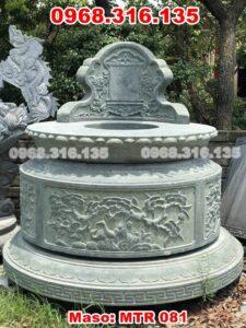Mộ đá tròn Ninh Bình