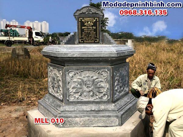 Mộ lục giác lăng MLL 010