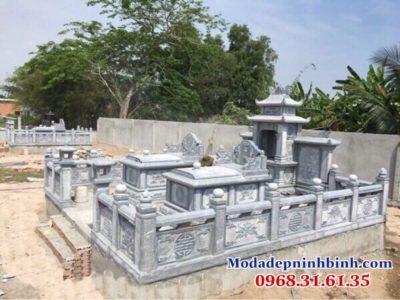 Nghĩa trang đá dòng họ